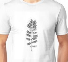 Scanned Nature 3 Unisex T-Shirt