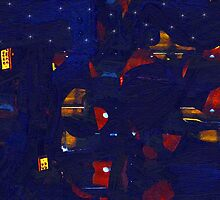 City Night by RC deWinter