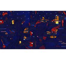 City Night Photographic Print