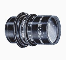 Ross London Lens 1913 by Kawka