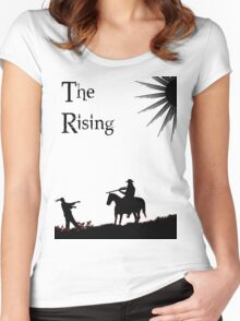 The Rising preview Women's Fitted Scoop T-Shirt