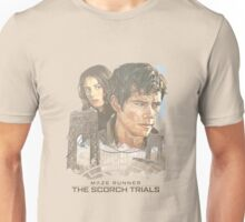 maze runner the scorch trial Unisex T-Shirt
