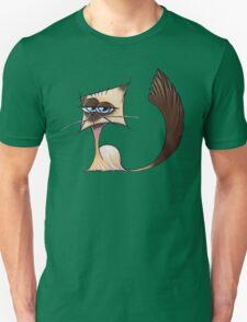 Bittersweet Chocolate Point Unisex T-Shirt
