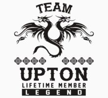 TEAM UPTON - LIFETIME MEMBER by jack1985