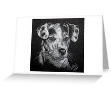 Jack. Greeting Card