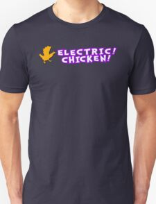 Electric Chicken, Art inspired by Titanfall Unisex T-Shirt
