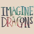 Imagine Dragons Space by teecup