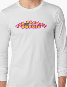 YES PLEASE DONUTS!, Art inspired by Titanfall T-Shirt