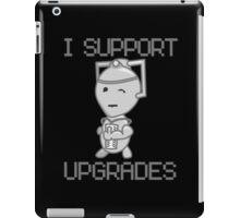 Support the Cybermen iPad Case/Skin