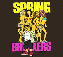 Simspon'ized Spring Breakers Unisex T-Shirt