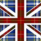 Tartan Union Jack by masterchef-fr