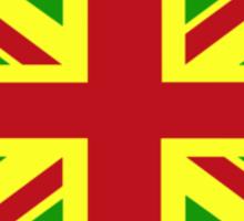 Rasta UK Sticker