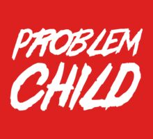 Problem Child One Piece - Short Sleeve