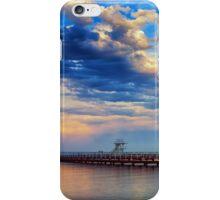 Geelong Sunset Eastern Pool iPhone Case/Skin
