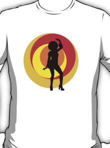 Disco girl2 T-Shirt