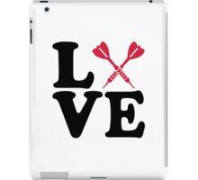 Darts love iPad Case/Skin