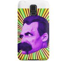 Nietzsche Burst 5 - by Rev. Shakes Samsung Galaxy Case/Skin