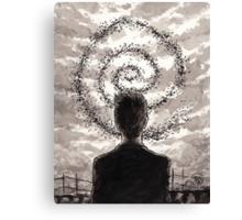 Carcosa's Spiral Canvas Print