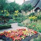 Classic British Garden and Architecture, United Kingdom by lenspiro