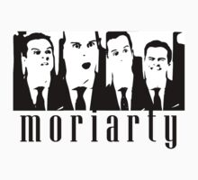 Moriarty by Leti Mallord