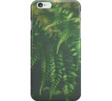 The Understory iPhone Case/Skin