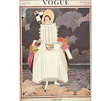 Vogue Cover 1922 Photographic Print