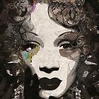 Marlena Dietrich by zaneta-antosik
