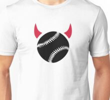Baseball devil Unisex T-Shirt