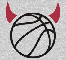 Basketball devil Kids Tee