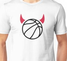 Basketball devil Unisex T-Shirt