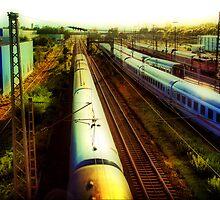 German Train by fotomario