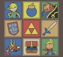 Zelda Pop Art Kids Clothes
