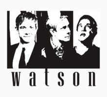 Watson by Leti Mallord