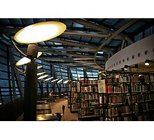 Library Dortmund Photographic Print