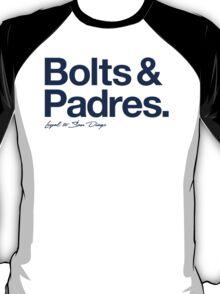 Loyal to San Diego (Navy Print) T-Shirt