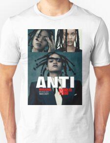 Rihanna Travis Scott Anti World Tour 2016 AM5 T-Shirt