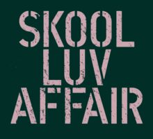 BTS Skool Luv Affair by supalurve