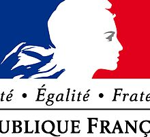 Symbol of the French Government  by abbeyz71