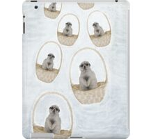 When meerkats fly iPad Case/Skin