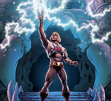 Most Powerful Man in the Universe transforming by santalux