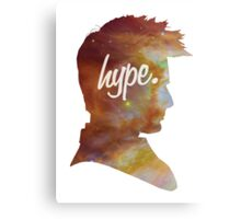 Doctor Who Cosmic Hype - Tenth Doctor Canvas Print