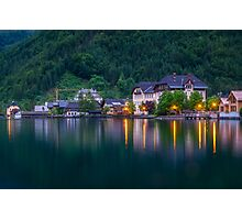 Lake Hallstatt - Austria Photographic Print