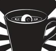 Sherlock's Tee Sticker