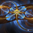 'Infinity Flower' by Scott Bricker