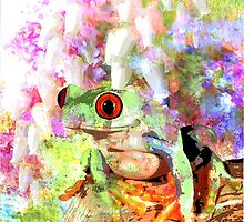 FROGGY by Tammera
