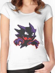 Pokemon - Haunter Sprite Women's Fitted Scoop T-Shirt
