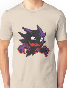 Pokemon - Haunter Sprite Unisex T-Shirt