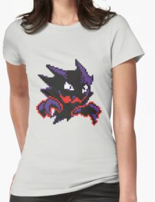 Pokemon - Haunter Sprite Womens Fitted T-Shirt