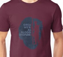 newt the bloody inspired the maze runner the scorch trials Unisex T-Shirt
