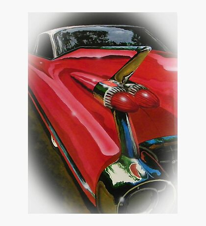 1959 Cadillac Photographic Print